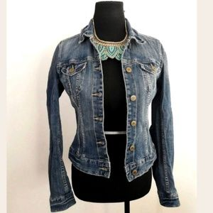 H&M LOGG Jean Denim Jacket